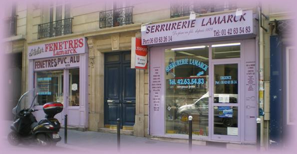 Fenêtres Lamarck : installateur de fenêtre à paris 18ème, remplacement et pose de fenetre pvc alu bois, découpe de verre, coupe de verre, remplacement de carreau, ...